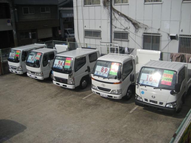 バン&トラック専門店(株)ビーエスエー 大正店(3枚目)