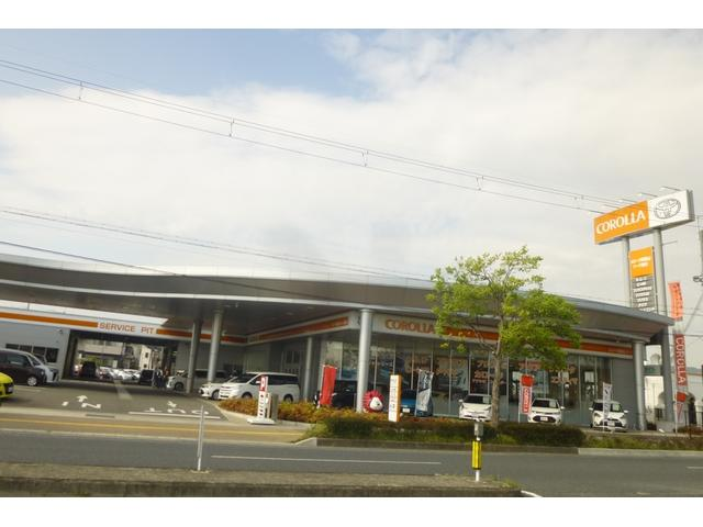 「和歌山県」の中古車販売店「トヨタカローラ和歌山(株)シーズ岩出店U-Car」