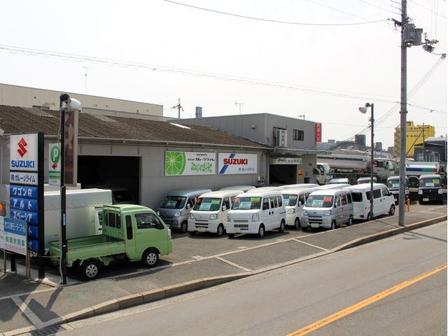 株式会社 ガレージライム 商用自動車販売専門店