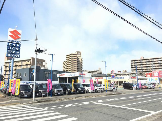 (株)スズキ自販兵庫 U'sステーション姫路西(0枚目)