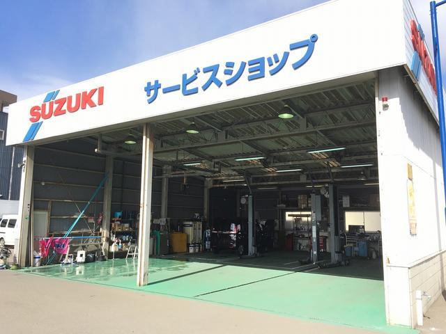 (株)スズキ自販兵庫 U'sステーション姫路西(2枚目)