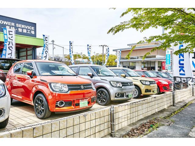 奈良最大級スズキのコンパクトカー&軽自動車専門店 ㈱芝田自動車奈良Smile店(2枚目)