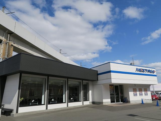 ネクステージ 茨木スバル車専門店(4枚目)