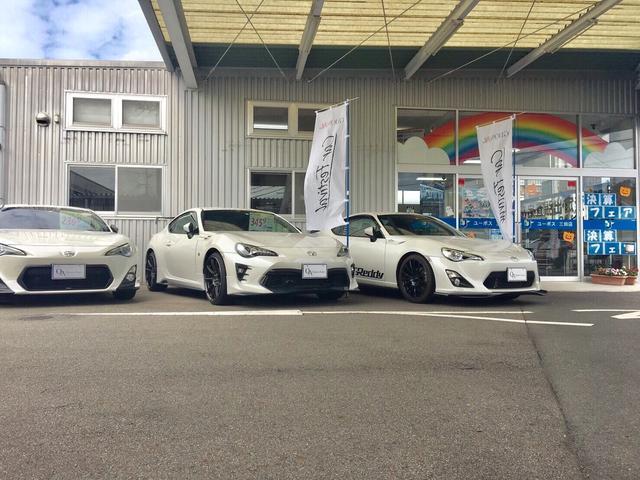 (株)クインオート 86・BRZ専門店