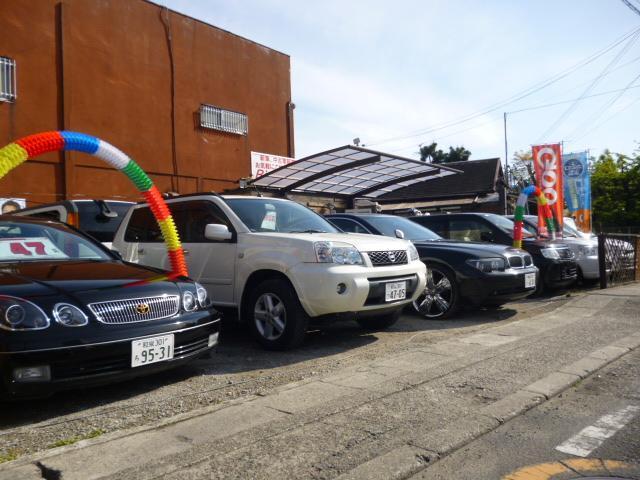 車検・整備・板金塗装・パーツ取付等お車のことはおまかせ下さい!