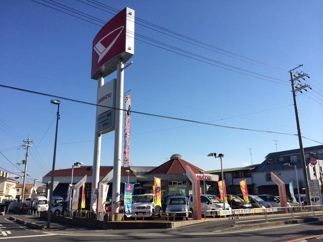 「滋賀県」の中古車販売店「滋賀ダイハツ販売(株)U-CARハッピー堅田店」