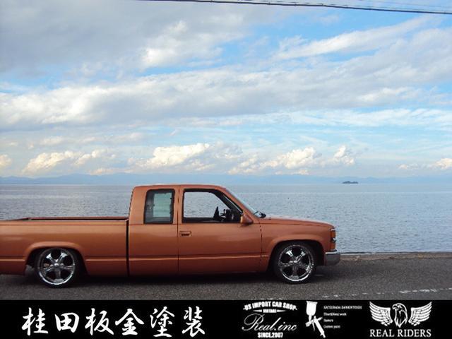 桂田板金塗装 シボレー C-1500専門店(6枚目)