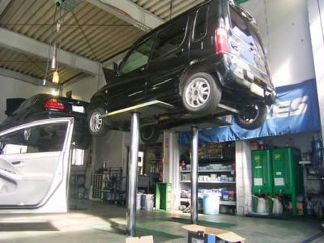オートランド161は近畿運輸局指定民間車検場です