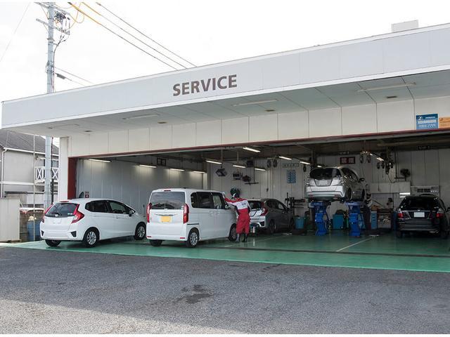 Honda Cars 大阪 泉大津南店(3枚目)