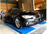 BMW 320d エンジンオイル、フィルター交換 大阪狭山市