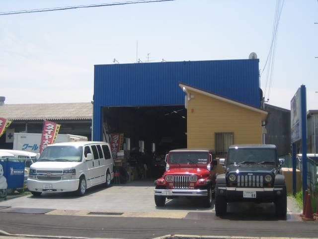 「奈良県」の中古車販売店「88HOUSE Brain Storm」