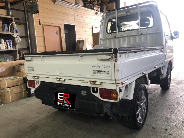 サンバー トラック カスタム