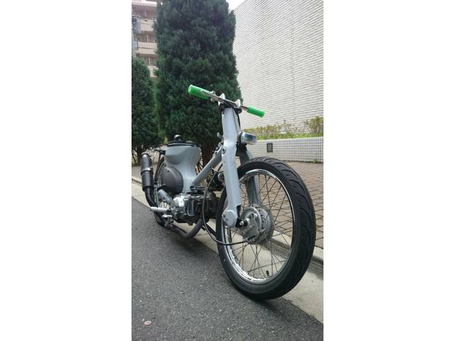 バイク弄ったりも好きです。