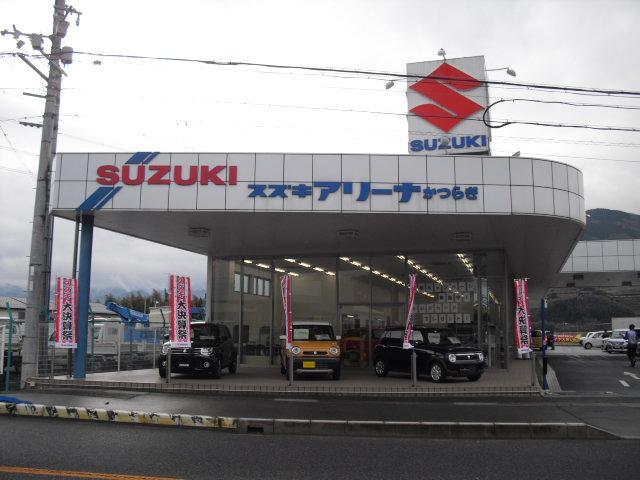 (株)スズキ自販和歌山 スズキアリーナかつらぎの店舗画像