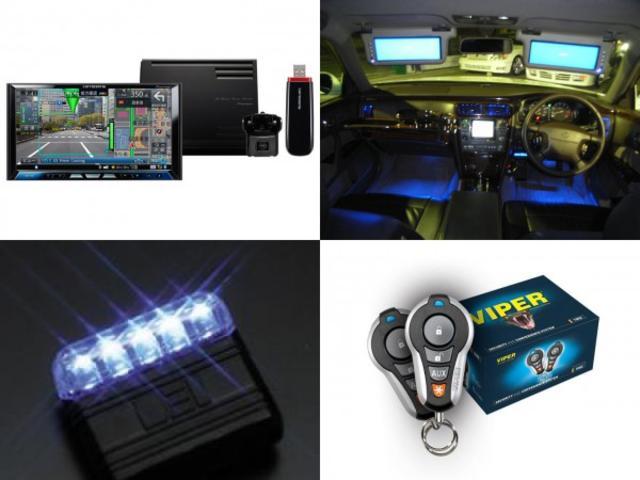 最新HDDナビ取り付けやVIPERセキュリティー各種取り扱いしております!ご契約特典価格も有ります!