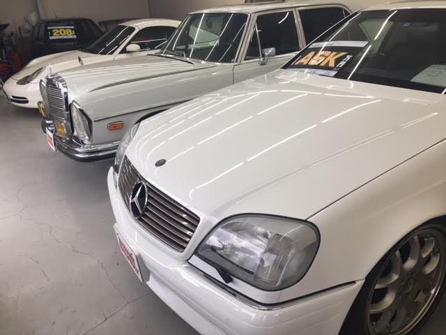 国産車から輸入車までアフターや販売はおまかせください!