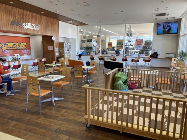 (株)リバティ 軽未使用車専門店 滋賀彦根店 JU適正販売店(3枚目)