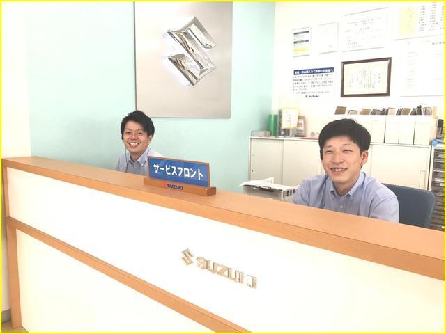 (株)スズキ自販奈良 スズキアリーナ神殿/U'sステーション神殿(4枚目)