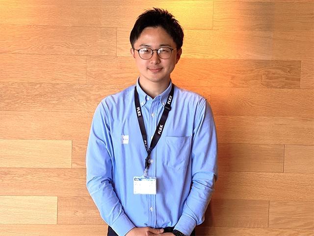 営業:水原 修一郎 Shuichiro Mizuhara
