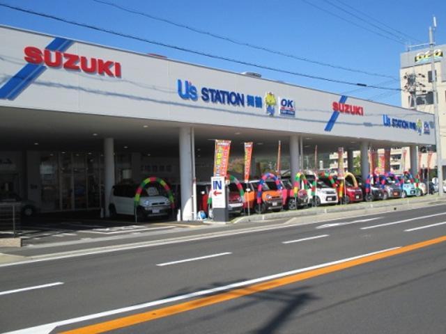 (株)スズキ自販京都 U's STATION舞鶴