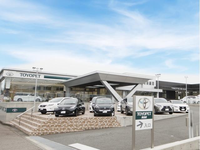 和歌山トヨペット株式会社 U−car田辺店の店舗画像