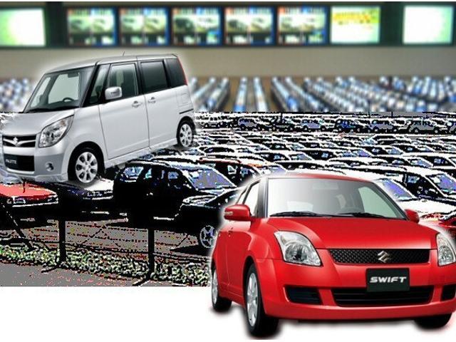 注文販売も承っております。全国のオークション会場との提携により、お客様のご希望のお車をお探しできます