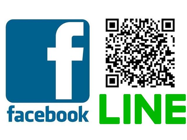 ☆当店のフェイスブックLINE@「@vxi3459p」もございますので、ぜひご連絡ください♪