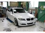 BMW E90 320i エンジンオイル交換