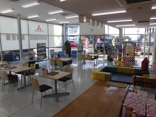 滋賀三菱自動車販売(株)近江八幡店/クリーンカー近江八幡(3枚目)