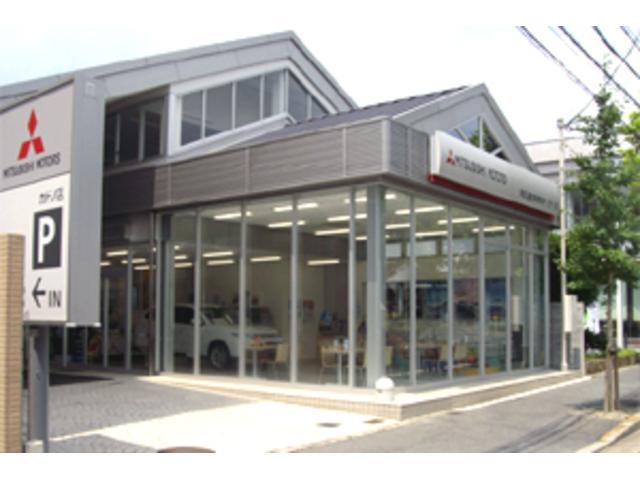 京都三菱自動車販売(株)カドノ店