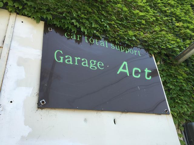 CARガレージACT(1枚目)