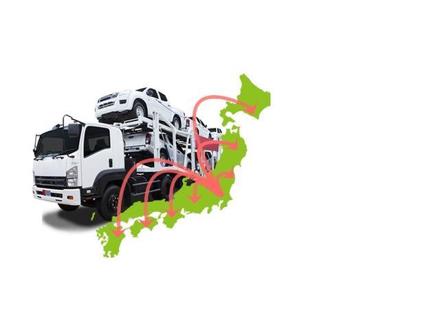 全国納車も可能ですので、他府県のお客様も安心してお問い合わせください♪