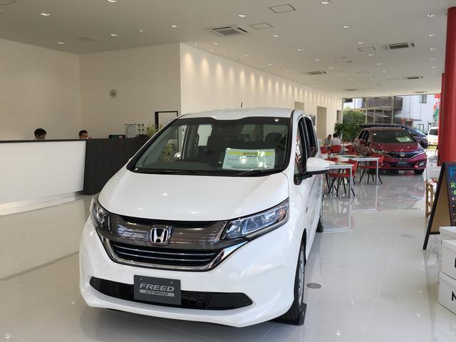 Honda Cars 大阪 外環六万寺店(3枚目)