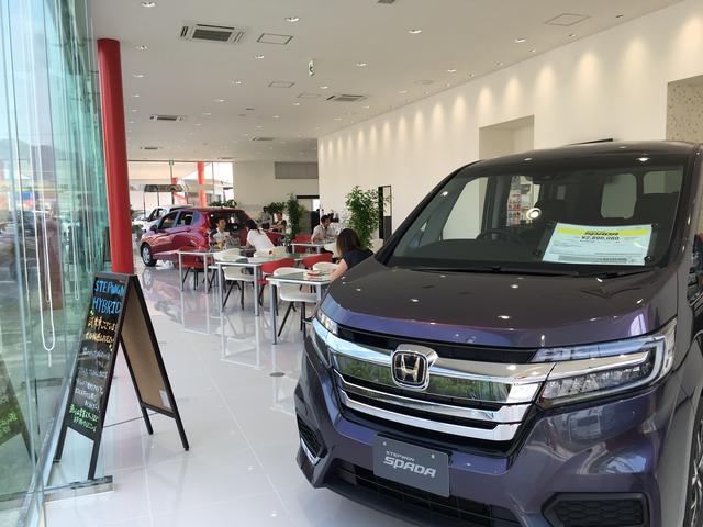 Honda Cars 大阪 外環六万寺店(4枚目)