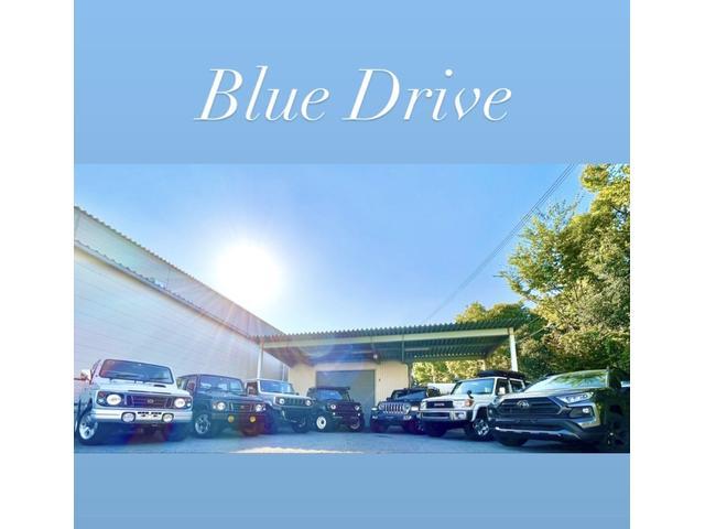 Blue Driveブルードライブ(1枚目)