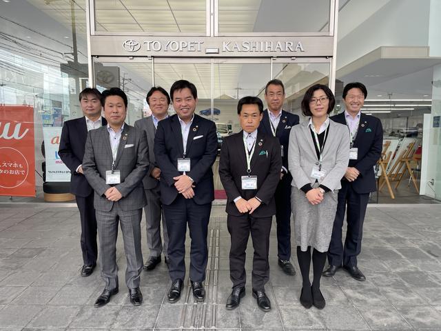 U-Car橿原店 奈良トヨペット株式会社(4枚目)