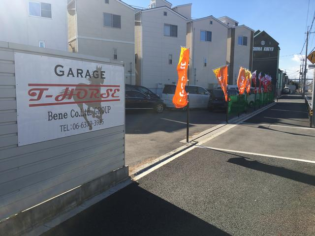 GARAGE T-HORSE ガレージティーホース 摂津店