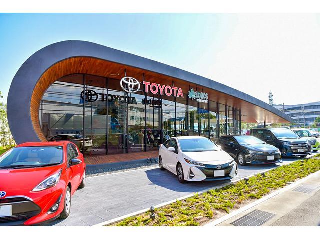 トヨタカローラ新大阪(株)U-Car名神茨木店(1枚目)