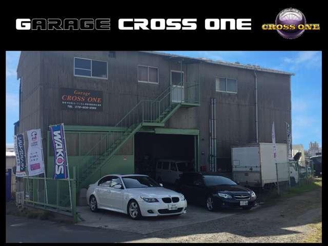 Garage CROSS ONE(1枚目)