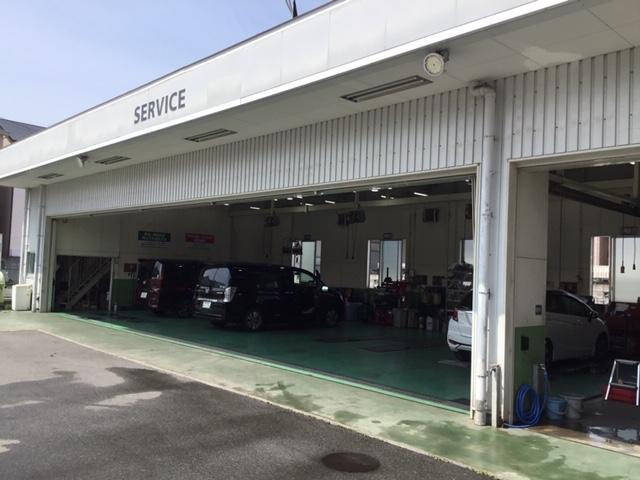 Honda Cars 大阪 太子堂店(3枚目)