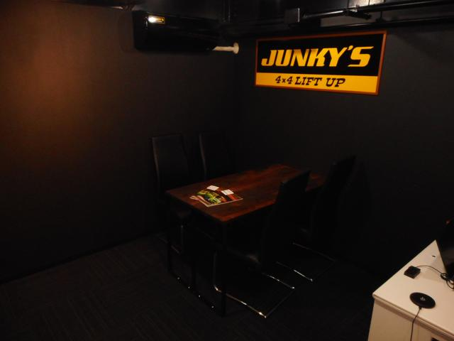 JUNKY'S(3枚目)