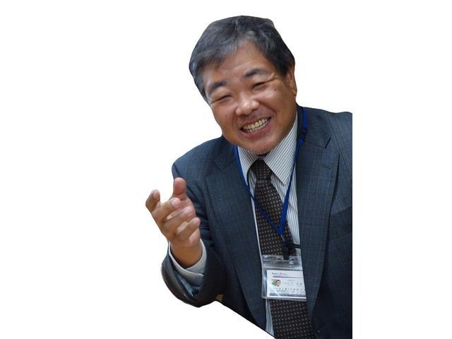 代表取締役社長 小門茂樹