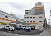 トヨタカローラ大阪(株) 福島店