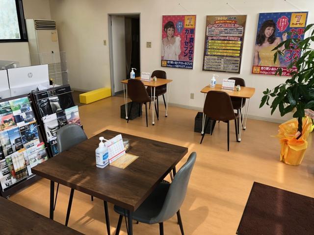 カーセブン田辺店(1枚目)