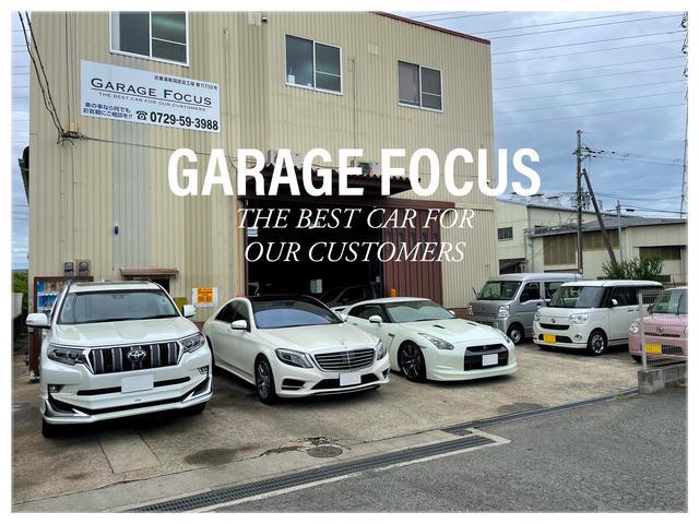 GARAGE FOCUS