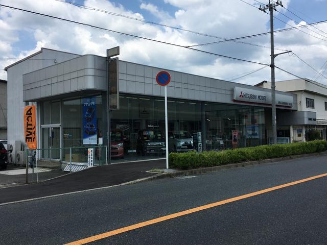 和歌山三菱自動車販売株式会社 粉河店の店舗画像