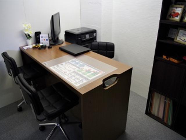 お客様と修理やサービスに関して、情報を共有することでご満足のいくサービスを提供いたします。