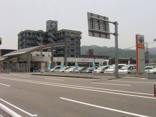 「福岡県」の中古車販売店「トヨタカローラ博多(株) くさみ店」