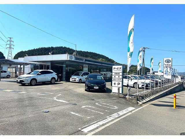 「福岡県」の中古車販売店「福岡トヨペット(株) カーメイトかすや」