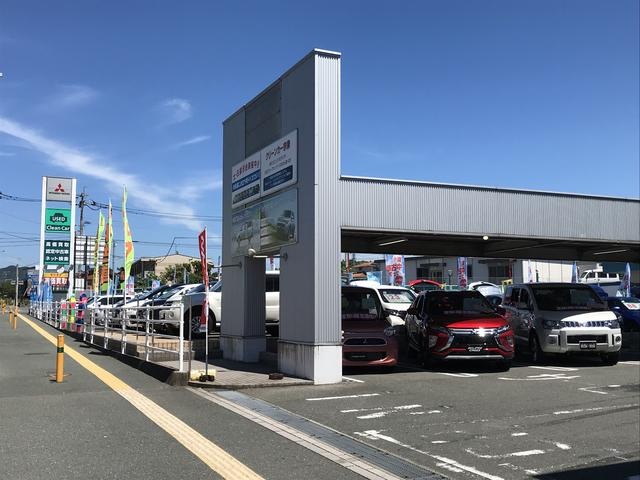 九州三菱自動車販売(株) クリーンカー宗像(1枚目)